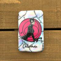 BATMAN Catwoman Bottun/バットマン キャットウーマン 缶バッジ/190621-3