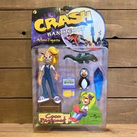 CRASH BANDICOOT Coco Bandicoot Figure/クラッシュバンディクー ココ・バンディクー フィギュア/200507-2