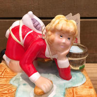 Annie Ceramic Figurine/アニー セラミックフィギュアリン/190619-1