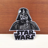 STAR WARS Darth Vader Patch/スターウォーズ ダース・ベイダー アイロンワッペン/180203-6