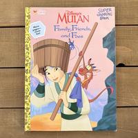 MULAN Coloring Book/ムーラン カラーリングブック/191119-11