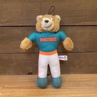 NFL Team Mascot Bear Plush Doll/NFL チームマスコットベア ぬいぐるみ/210714−1