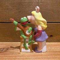 THE MUPPETS Kermit & Miss Piggy Solt & Pepper/マペッツ カーミット & ミス・ピギー ソルト&ペッパー/191023-2