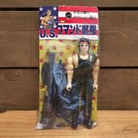 RAMBO? Bootleg Rambo Figure/ランボー? U.S.コマンド部隊 フィギュア/190609-9