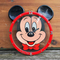 Disney Miskey Mouse Wall Clock/ディズニー ミッキー・マウス ウォールクロック/190902-2