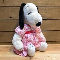 PEANUTS Belle Plush Doll (Large)/ピーナッツ ベル ぬいぐるみ(大)/200517-4