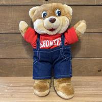 SHONEY'S Shoney Bear Plush Doll/ショーニーズ ショーニーベア ぬいぐるみ/200627-1