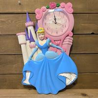 Cinderella Cinderella Wall Clock/シンデレラ 壁掛け時計/200811-13