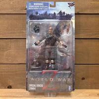 WORLD WAR Z Special Force Zombie Figure/ワールドウォーZ ゾンビ フィギュア/210328−3