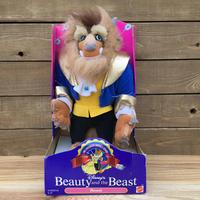 Beauty and the Beast Beast Plush Doll/美女と野獣 野獣 ぬいぐるみ/170506-7