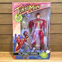 TURBOMAN Talking Turboman Figure/ターボマン トーキング・ターボマン フィギュア/200412-11