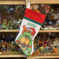 TURTLES Christmas Socks/タートルズ クリスマスソックス/210927-14