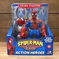 SPIDER-MAN Crime Fighter Spider-Man Figure/スパイダーマン フィギュア/210709-1