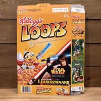 STAR WARS Loops Cereal Box/スターウォーズ ループス シリアルボックス/210901−2