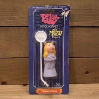 THE MUPPETS Miss Piggy Stick Puppet/マペッツ ミスピギー スティックパペット/210121−12