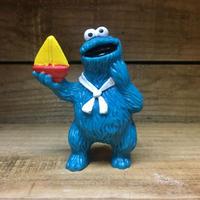 SESAME STREET Cookie Monster PVC Figure/セサミストリート クッキーモンスター PVCフィギュア/181220-4