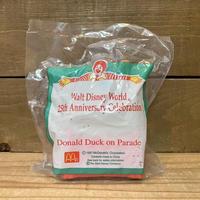 Disney WDW 25th Anniversary Celebration Happy Meal/ディズニー ウォルトディズニーワールド25周年記念 ドナルド ミールトイ/210201-10