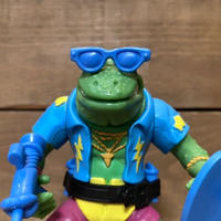 TURTLES Genghis Frog Figure/タートルズ ジンギス・フロッグ フィギュア/210718-6