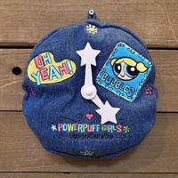 POWERPUFF  GIRLS Plush Clock/パワーパフガールズ ぬいぐるみ時計/210519−10