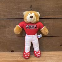 NFL Team Mascot Bear Plush Doll/NFL チームマスコットベア ぬいぐるみ/210714−3