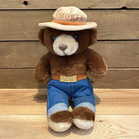 SMOKEY BEAR Smokey Bear Plush Doll/スモーキーベア ぬいぐるみ/200316-3