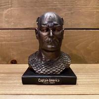 MARVEL Captain America Bust Up Statue/マーベル キャプテンアメリカ バストアップスタチュー/210225-4