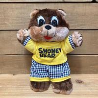 SHONEY'S Shoney Bear Plush Doll/ショーニーズ ショーニーベア ぬいぐるみ/200514-3