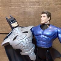 BATMAN Battle Gear Bruce Wayne Figure/バットマン ブルース・ウェイン フィギュア/210602-11