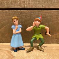 PETER PAN   Peter Pan & Wendy PVC Figure/ピーターパン ピーターパン & ウェンディ PVCフィギュア/200204-4