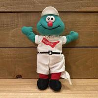 BOSTON RED SOX Wally the Green Monster Bean Bag/ボストンレッドソックス ウォーリー ぬいぐるみ (A)/201017-1