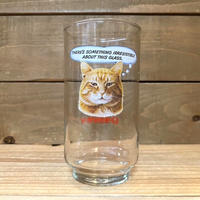 9-Lives Morris the Cat Glass/9ライブズ モリス グラス/210724-2