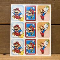 SUPER MARIO BROS. Sticker/スーパーマリオ ステッカー/201213-4