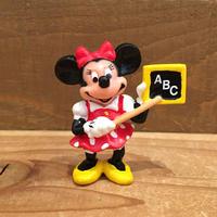 Disney Minnie Mouse PVC Figure/ディズニー ミニー・マウス PVCフィギュア/190208-18