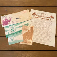 SMOKEY BEAR Junior Forest Ranger Kit/スモーキーベア ジュニアフォレストレンジャーキット/200118-1