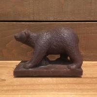 Plastic Bear Figure/プラスチック クマ フィギュア/190713-18