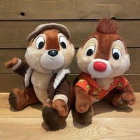 Disney Chip'n Dale Rescue Rangers Plush Doll/ディズニー チップとデールの大作戦 ぬいぐるみ/200306-3
