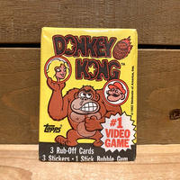 DONKEY KONG Trading Card/ドンキーコング トレーディングカード/200314-3