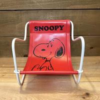PEANUTS Snoopy Plush Chair/ピーナッツ スヌーピー ぬいぐるみ用チェア/210820-6