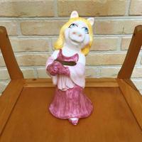 THE MUPPETS Miss Piggy Vase/マペッツ ミス・ピギー 花瓶/20170826-2