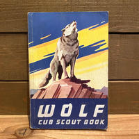 Cub Scout Book 【Wolf】/カブスカウトブック【ウルフ】/200118-6