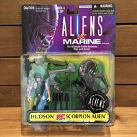 ALIENS Hudson VS Scorpion Alien Figure/エイリアン ハドソン VS スコーピオンエイリアン フィギュア/190609-5