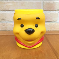 Winnie the Pooh Poon Face Mug/くまのプーさん プーさん フェイスマグ/170724-1