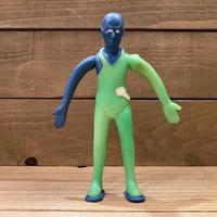 UFO FILE Alien Bendable Figure/UFOファイル エイリアン ベンダブルフィギュア/210716-5