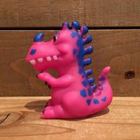 Dinosaur Vinyl Toy/恐竜 ミニソフビ/190824-7