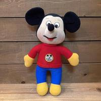 Disney Mickey Mouse Plush Doll/ディズニー ミッキー・マウス ぬいぐるみ/210513−16