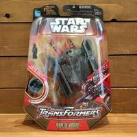 STAR WARS Darth Vader Transformers Figure/スターウォーズ ダース・ベイダー トランスフォーマー フィギュア/190930-3