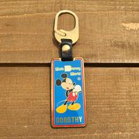 Disney Mickey Mouse Key Chain/ディズニー ミッキー・マウス キーホルダー/190606-11