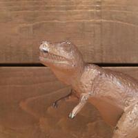 DINOSAURS Tyrannosaurus Metal Figure/恐竜 ティラノサウルス メタルフィギュア/190601-2