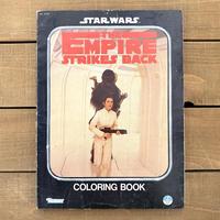 STAR WARS ESB Coloring Book/スターウォーズ 帝国の逆襲 カラーリングブック/191119-1