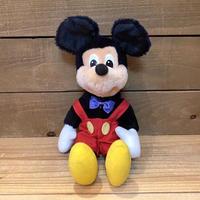 Disney Mickey Mouse Plush Doll/ディズニー ミッキー・マウス ぬいぐるみ/210513−17